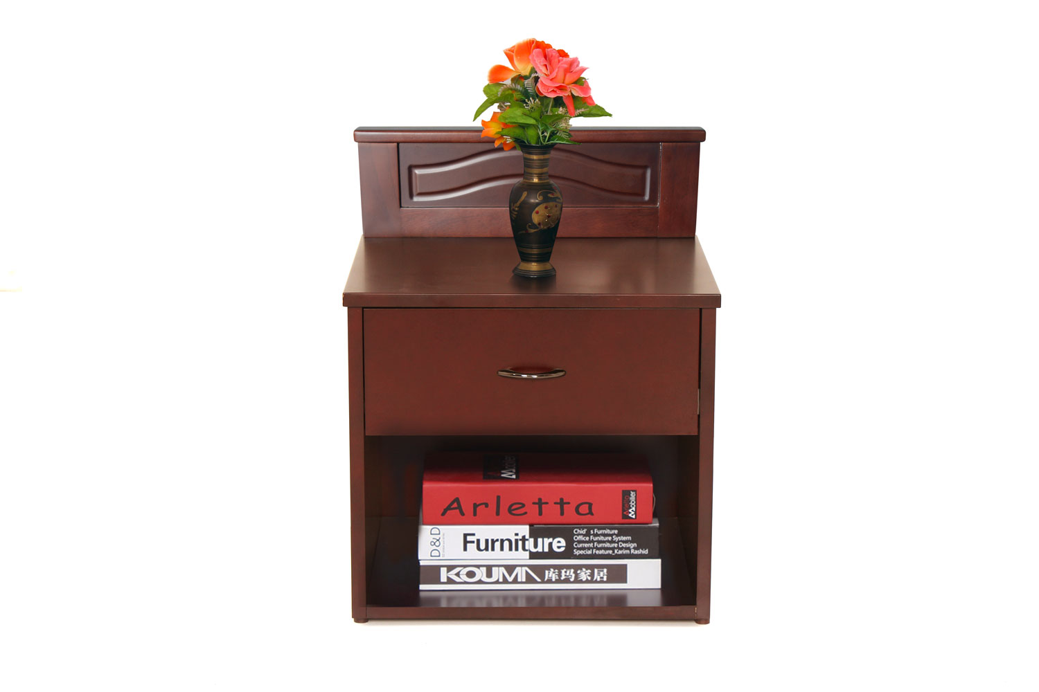 Buy Ajantha Bedside Table Online- Bedroom Storage Furniture | JFA