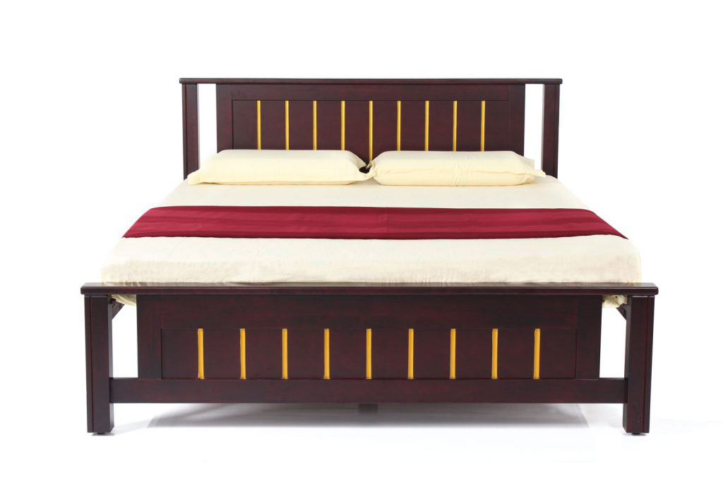 Touchwood Queen Bed